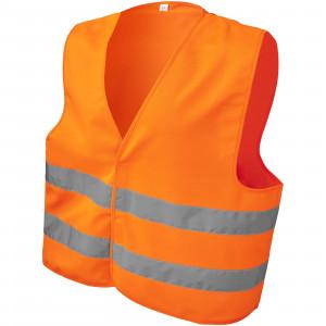See-me-too safety vest, Neon Orange