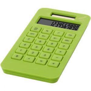 Džepni kalkulator, zelene boje