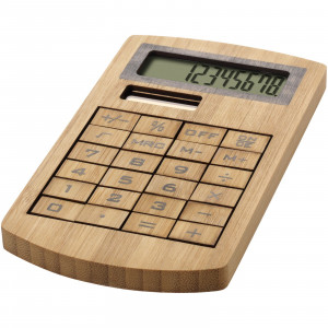 Kalkulator od bambusa