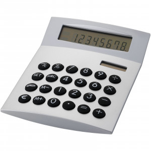 Stolni kalkulator sa 8 znamenki i konverter valuta