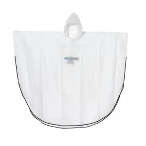 Kabanica - poncho ''Dry and save'', bijele boje