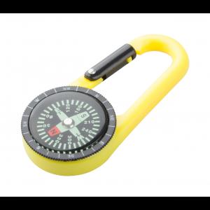 Clark plastični karabiner sa kompasom
