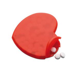 Kutija za bombone u obliku srca