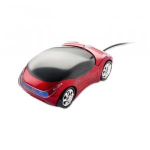 Miš u obliku automobila