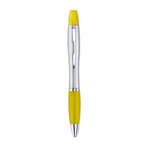 Kemijska olovka sa markerom 2 u 1