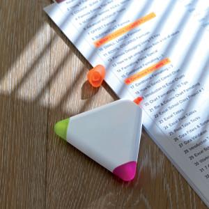 Trokutasti marker sa 3 boje