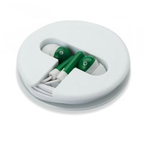 Tehnologija/Zvučnici i slušalice sa 120 cm kabla u silikonskoj kutijici