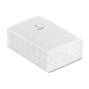 Paket od 10 mini maramice, dimenzije 7,3 x 5,3 x 2,3 cm