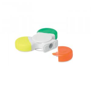 SPINMARK, anti-stress u obliku ručnog spinner s tri markera