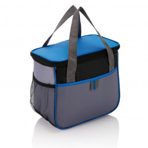 Rashladna torba, plave boje, sive boje