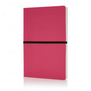 A5 bilježnica, roze boje