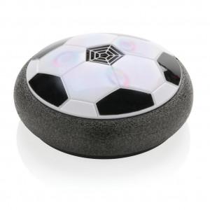 Unutrašnja lebdeća nogometna lopta, crne boje